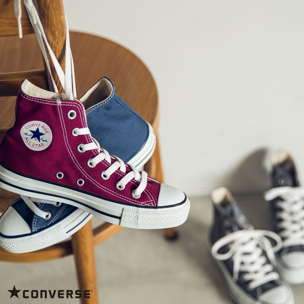レディース靴, スニーカー  CONVERSE CANVAS ALL STAR HI 22.5cm30.0cm HAPTIC