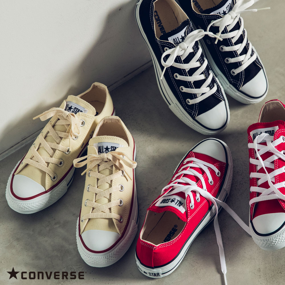 レディース靴, スニーカー  CONVERSE8 CONVERSE canvas all star ox HAPTIC