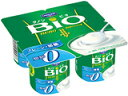 脂肪ゼロでも、クリーミーなテクスチャーダノンビオ 脂肪0 プレーン加糖 80g×4p 6個入り