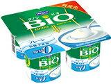 """砂糖ゼロ、脂肪ゼロの""""ダブルゼロ""""ダノンビオ プレーン砂糖不使用 脂肪0 80g×4p 6個入り"""