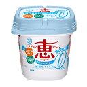 雪印メグミルク ナチュレ恵プレーンヨーグルト脂肪0 400g 8個入