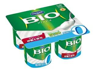 ダノンビオ プレーン砂糖不使用 脂肪0 75g×4p 6個入り