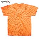 dyenomite apparel/TieDye CYCLONE T-shirts(ダイナマイトアパレ……