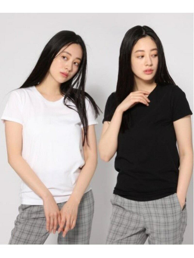 トップス, Tシャツ・カットソー Rakuten Fashion(W)HANES-2PTSS HARE T