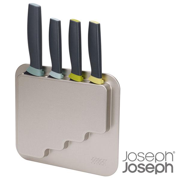 新発売 9 20 月 23:59まで P10倍対象 ジョセフジョセフ ドアストア 高い素材 対象 包丁 ギフト袋 joszzz ナイフ 激安卸販売新品 4Pセット JosephJoseph