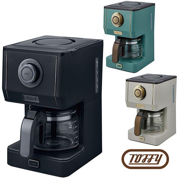 トフィー ランキングTOP5 Toffy アロマドリップコーヒーメーカーK-CM5 調理家電 TOFFY ギフトBOX対象 tfyzzz BR0 熨斗対象 ギフト袋対象 入手困難