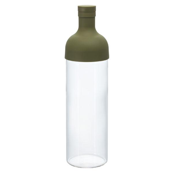 ハリオ HARIO フィルターインボトル FIB-75-OG 750ml オリーブグリーン Filter in bottle