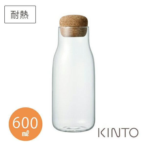 キントー KINTO ボトリット キャニスター 600ml クリア BOTTLIT