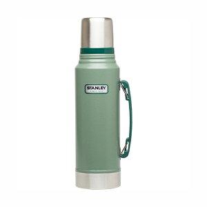 クラシック真空ボトル 1L グリーン