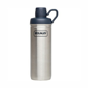 スチールウォーターボトル 0.79L 水筒 0.79L シルバー
