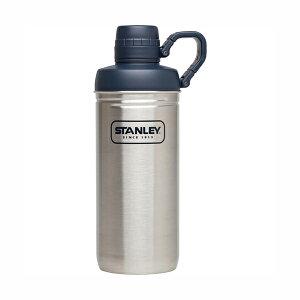 スチールウォーターボトル 0.62L 水筒 0.62L シルバー