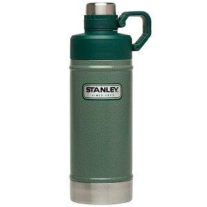 クラシック真空ウォーターボトル 水筒 0.53L グリーン