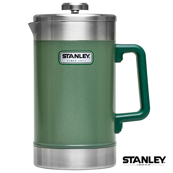 スタンレー 真空フレンチプレス 二層断熱 保温保冷タイプ 1.4L グリーン STANLEY