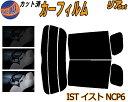 【送料無料】 リア (s) IST イスト NCP6 カット済みカーフィ...