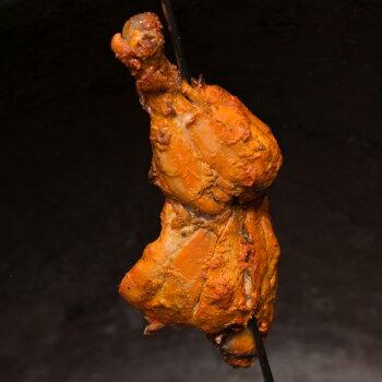 タンドリーチキン(辛口)【インドカレー専門店のできたてを瞬間冷凍、おいしさそのまま。】【3500円以上で送料無料!】