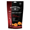 クランチーチーズクリスプ ブリック・オーブン・ピザ 57g (2oz) Bunker Hill (バンカーヒル)ケトフレンドリー グルテンフリー 健康 プロテイン ダイエット
