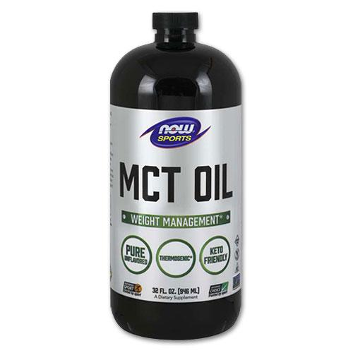 MCTオイル 946ml NOW社 NOW Foods(ナウフーズ)糖質制限 完全無欠コーヒー ダイエット 燃焼 トレーニング 健康 おすすめ 人気 エネルギー効率