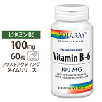 2段階タイムリリース型 ビタミンB6 100mg 60粒【全品ポイントUP★12月4日18:00-18日9:59迄】