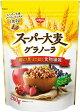 日清シスコ スーパー大麦 グラノーラ 200g 8個入り