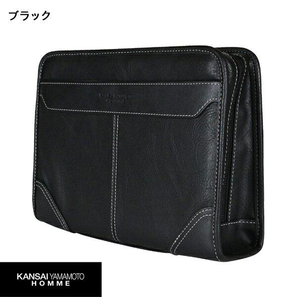 メンズバッグ, クラッチバッグ・セカンドバッグ KANSAI YAMAMOTO HOMME 05-10