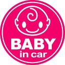 baby in car マグネット ステッカー ぱっちり ベビーインカー 赤ちゃんが乗っています ベビー シール 赤ちゃんが乗ってます キャラクター 車 かわいい 3000円以上の購入で送料無料!(ゆうパケット又は定型外郵便に限る) 楽天 通販 【文字変更対象商品】 あす楽