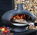 morso アウトドアオーブン。薪の直火で作るピザはまさしく本場イタリアのよう!160年以上の伝統...