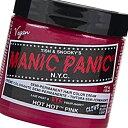 マニックパニック 118ml ホットホットピンク MC11015 4560108891611