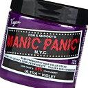 マニックパニック 118ml ウルトラヴァイオレット MC11031 4560108891741