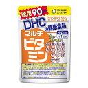 サプリ DHC マルチビタミン 徳用 90粒 90日分 ビタミン類含有食品 4511413403976 普通郵便のみ送料無料