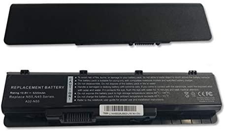 PCアクセサリー, ノートPC用バッテリー  ASUS N55 N45 N45E N45S N55 N55E N55S N75 N75E A32-N55 07G016HY1875 PSE