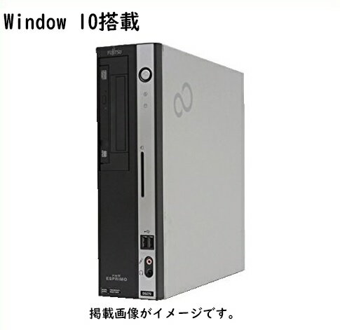 パソコン, デスクトップPC Windows 10 FUJITSU NEC TOSHIBA HP DELL ACER Celeron or Core2 4GB SSD 120GB OR SSD 240GB Office DVD PC 30