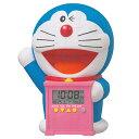 ドラえもん おしゃべり 目覚まし時計 JF374A セイコー