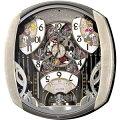 【2012年11月上旬〜中旬入荷予定】セイコークロックDisney(ディズニータイム)掛け時計ミッキー&フレンズ電波時計ツイン・パFW563A