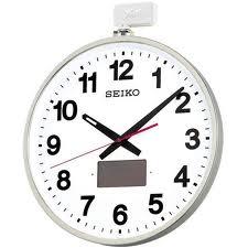 【期間限定 名入れ 文字入れ 無料】送料無料!セイコー 掛時計 [ソーラー 屋外用] SF211S [電波時計][壁掛け時計] SF211 ガラス 名入れ:春美堂