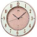 SEIKOCLOCKEMBLEM(セイコークロックエンブレム)電波掛け時計HS524A