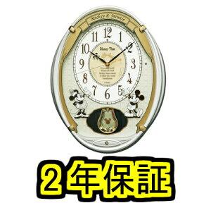 レビュー セイコー ディズニー キャラクター 掛け時計 メロディ クロック