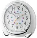CITIZEN(シチズン) めざまし時計 スタンダード アピスコ 8RE653-003