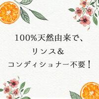 《楽天ランキング第1位》シャンプーharu100%天然由来ノンシリコンkurokamiスカルプ