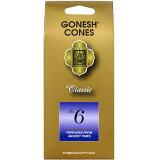 GONESH INCENSE CONE NO.6 / ガーネッシュ インセンス コーン NO.6 / Room Fragrance お香