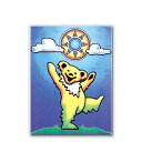 GD SUNNY BEAR WINDOW STICKER / グレイトフルデッド サニー ...