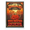 レッド ロックス 2004 ポスター/GRATEFUL DEAD/グレ...