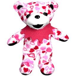 GRATEFULDEAD 5INCH BEAR CUBS LIL LOVE / グレイトフルデッド 5インチ ベアーリル ラブ 舌無し / BEANBEAR デッドべアー クマ