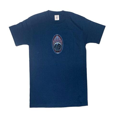 PHISH ROOTS ON HARBOR BLUE TEE / S size【 フィッシュ ルーツ オン ハーバー ブルー Tシャツ 】ロック バンド