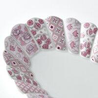 花離宮楕円皿大(化粧箱入)【波佐見焼】石丸陶芸ミニョン古伊万里赤ピンク色晴れの日やお祝いの席にぴったり