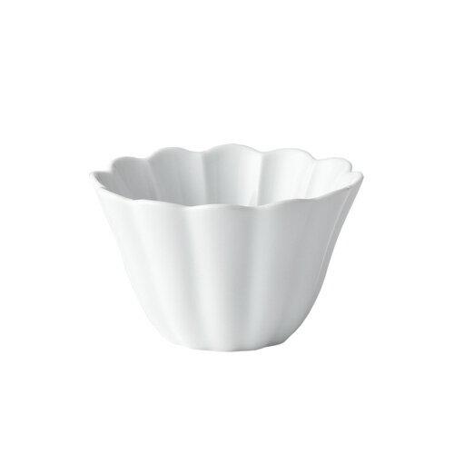 キクワリ(白)10cmボウル