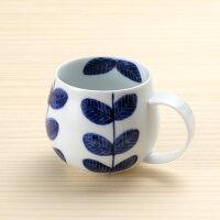 aoba樽型マグカップ【波佐見焼】