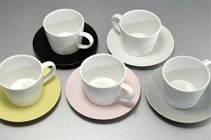 春色コーヒーカップ
