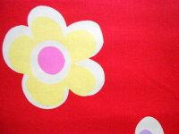 浴衣反物【クレージュ】【赤】【クイーンサイズ】【日本製】【送料無料】