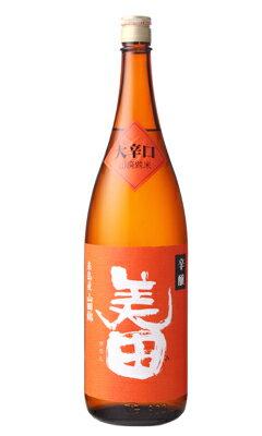 日本酒, 純米酒  14 1800ml