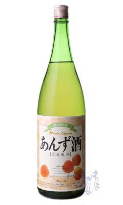 奥武蔵あんず酒 / 麻原酒造 1800mlの商品画像